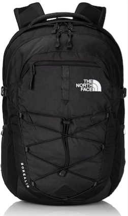 The North Face Borealis 28 litri, zaino da escursione giornaliera.
