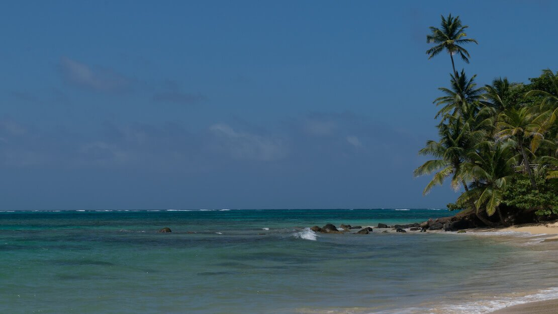Otto Beach su little corn island