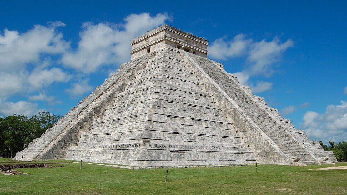 La piramide di Chichen Itza